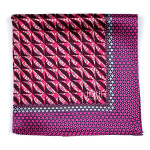 Havana Pink Silk Pocket Square